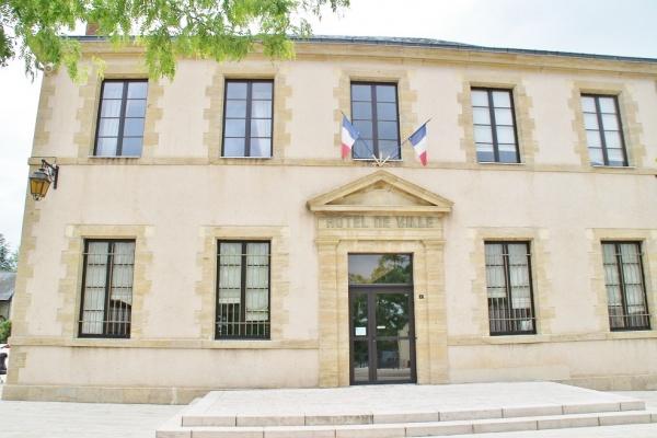 Photo Bozouls - la Mairie