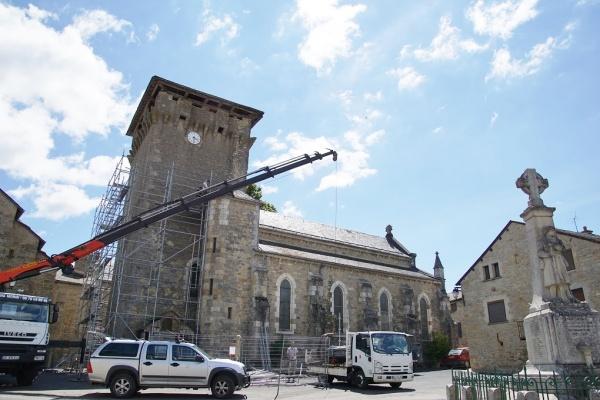 Photo Buzeins - église saint felix