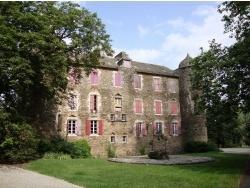 Photo paysage et monuments, Camjac - façade du Château