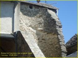 Photo paysage et monuments, Baraqueville - Restes des tour de garde à Carcenac Peyrales  (Baraqueville