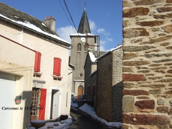 Photo Baraqueville - Carcenac