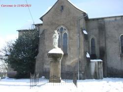 Photo paysage et monuments, Baraqueville - Eglise de Carcenac