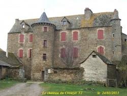 Photo paysage et monuments, Baraqueville - Le chateau du Crouzet  Baraqueville