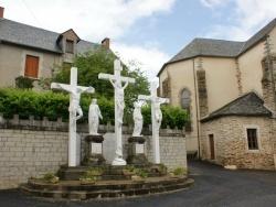 Photo paysage et monuments, Centrès - Le Calvaire