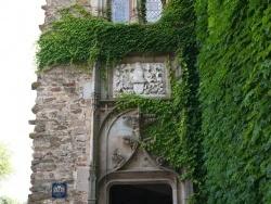 Photo paysage et monuments, Centrès - Entrée du Château de Taurines