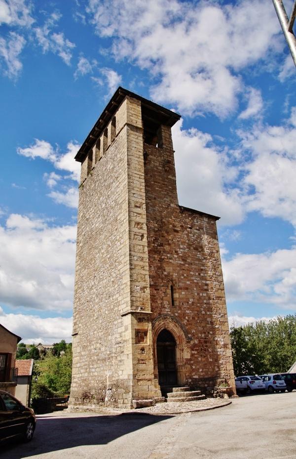 Photo Coussergues - Clocher de l'ancienne église