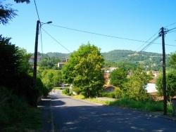 Photo paysage et monuments, Cransac - Carrefour du 1er mai