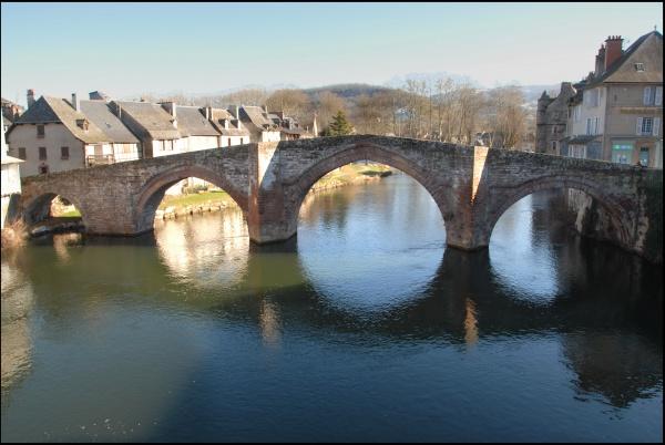 Photo Espalion - vieux pont