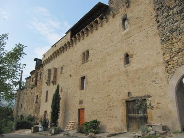 Photo Espalion - Fort de flaujac en 2012