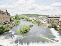 Photo paysage et monuments, Espalion - la rivière