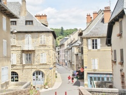 Photo paysage et monuments, Espalion - le village