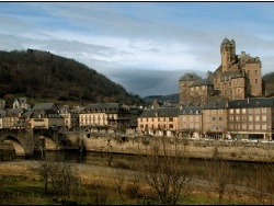 Photo paysage et monuments, Estaing - chateau d'estaing