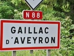 Photo paysage et monuments, Gaillac-d'Aveyron - gaillac d'Aveyron(12310)