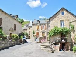 Photo paysage et monuments, Gaillac-d'Aveyron - le village