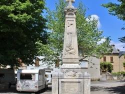 Photo paysage et monuments, Gaillac-d'Aveyron - le monument aux morts