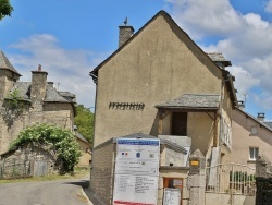 Photo paysage et monuments, Gaillac-d'Aveyron - la Mairie
