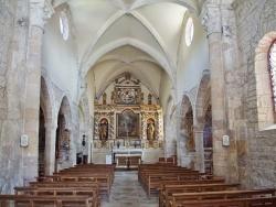Photo paysage et monuments, Gaillac-d'Aveyron - église saint Jean Baptiste