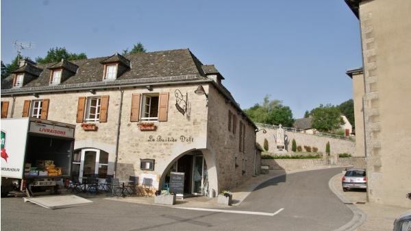 Photo Golinhac - le village