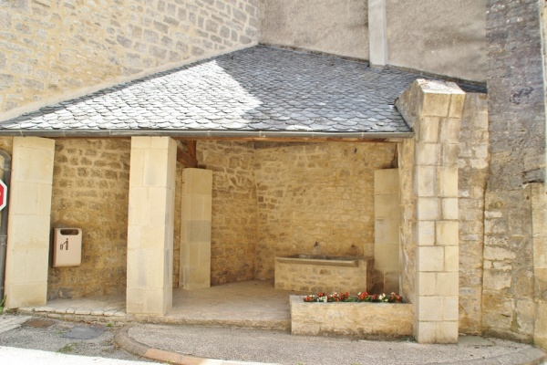 Photo Lapanouse - le lavoir