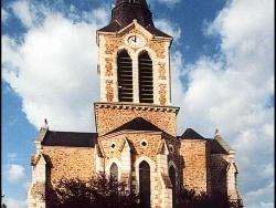 Photo paysage et monuments, Livinhac-le-Haut - l'eglise