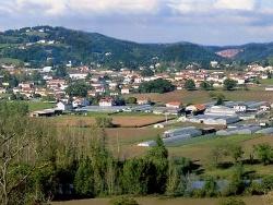 Photo paysage et monuments, Livinhac-le-Haut - panorama