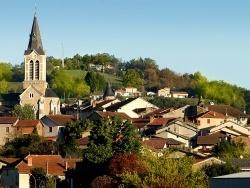 Photo paysage et monuments, Livinhac-le-Haut - vue d'ensemble