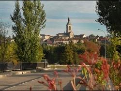 Photo paysage et monuments, Livinhac-le-Haut - vue du pont
