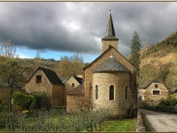 Photo paysage et monuments, Marcillac-Vallon - chapelle de cougousse