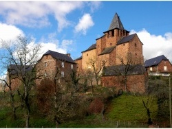 Photo paysage et monuments, Marcillac-Vallon - argac