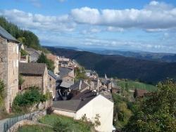 Photo paysage et monuments, Montjaux - Le village
