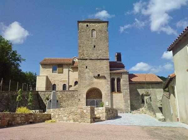 Photo Fondamente - La place de l'église.