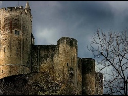 Photo paysage et monuments, Najac - le chateau