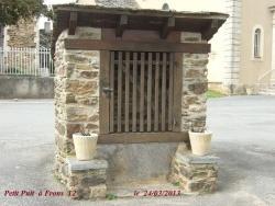 Photo paysage et monuments, Naucelle - Petit puit à Frons