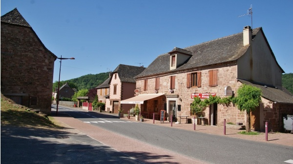 Photo Nauviale - le village
