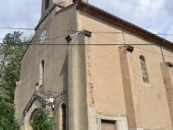 Photo paysage et monuments, Peux-et-Couffouleux - L'église