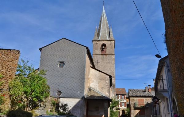 Photo Pousthomy - église St Amans