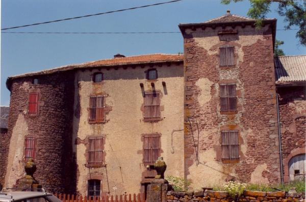 Photo Mounes-Prohencoux - Château de Falgous en 2004 façade