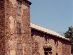 Photo paysage et monuments, Mounes-Prohencoux - Château de Falgous en 2004 la tour carrée