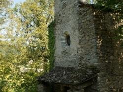 Photo paysage et monuments, Quins - chapelle saint clair de verdun l'entrée