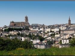 Photo paysage et monuments, Rodez - le piton