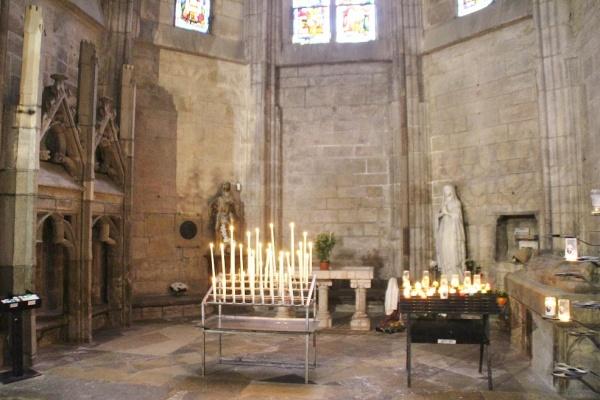 Photo Rodez - La cathédrale Notre dame