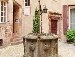 Photo paysage et monuments, Rodez - le puit