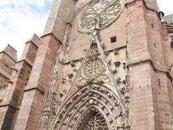 Photo paysage et monuments, Rodez - La Cathédrale Notre dame