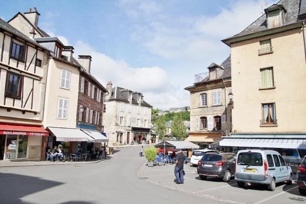 Photo Saint-Geniez-d'Olt - Le Village