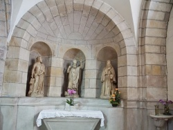 Photo paysage et monuments, Saint-Geniez-d'Olt - église St Geniez