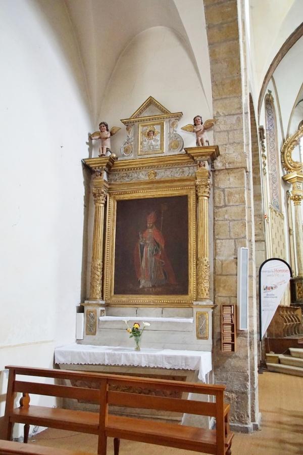 Photo Saint-Geniez-d'Olt - église St Geniez