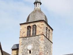 Photo paysage et monuments, Saint-Geniez-d'Olt - le clocher église st Geniez
