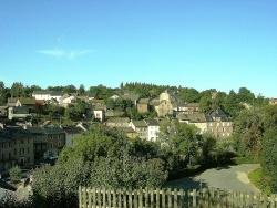 Photo paysage et monuments, Salmiech - Vue générale de Salmiech