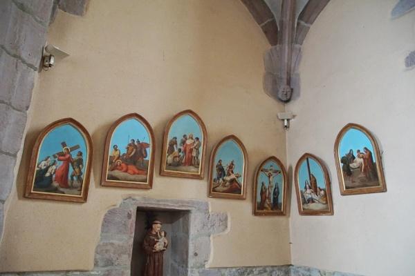 Photo Sébazac-Concourès - église saint barnabé