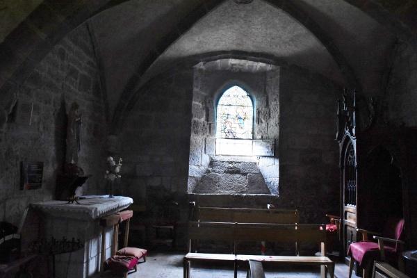 Photo Thérondels - église Notre Dame